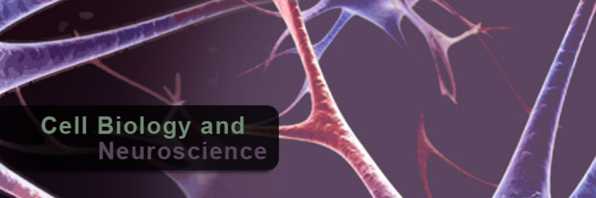 cell biology and neuroscience